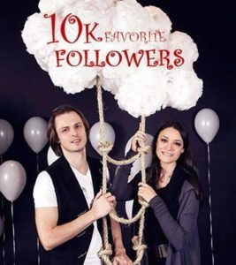 10 000 ПОДПИСЧИКОВ В ИНСТАГРАМЕ!