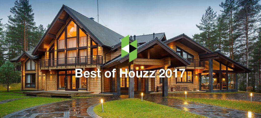 Премия Best Of Houzz 2017 в номинации «Дизайн»