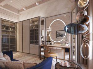 Встроенный шкаф или платяной?