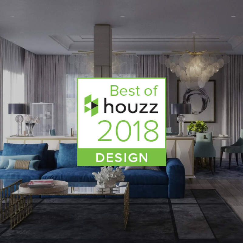 Мы Best of Houzz 2018