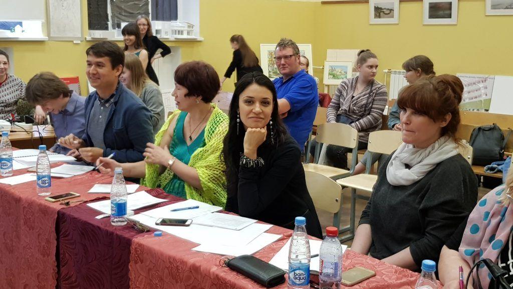 Председатель дипломной комиссии СПбГУПТД