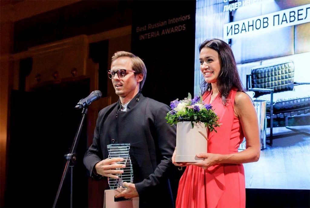 Церемония вручения премии Interia Awards