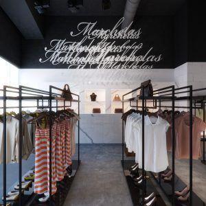 Дизайн магазина Marchelas в ТЦ Авиапарк